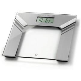 Weight Watchers Ultra Slim Body Analyser Scales - Silver