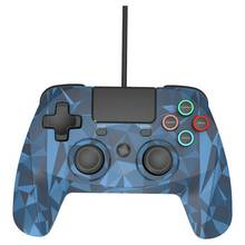 Snakebyte Wired PS4 Controller - Blue