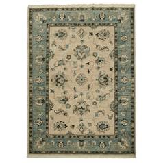Argos Home Antique Persian Style Rug - 120x160cm - Blue