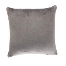 Argos Home Supersoft Cushion - Flint Grey