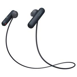 Sony WI-SP500 In-Ear Wireless Sports Headphones – Black