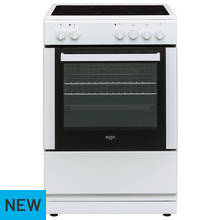 Bush BS60ELW Electric Cooker - White