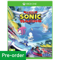 Team Sonic Racing Xbox One Pre-Order Game