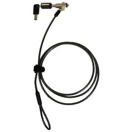 Port Connect Laptop Keyed Noble Wedge Security Cable