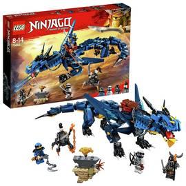 4e3609a84106c LEGO Ninjago Stormbringer Action Figure Dragon Toy - 70652