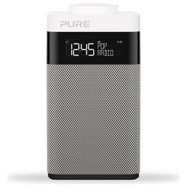 Pure Pop Midi Portable DAB+ / FM Radio - Grey