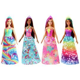 Barbie Dreamtopia Princess Doll Assortment