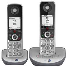 BT Advanced Z Cordless Telephone & Answering Machine - Twin