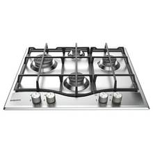 Hotpoint PCN 641 T/IX/H 60cm Gas Hob - Stainless Steel