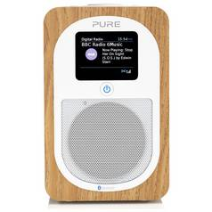 Pure Evoke H3 Portable Radio - Walnut