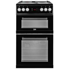Beko KDV555AK Electric Cooker - Black