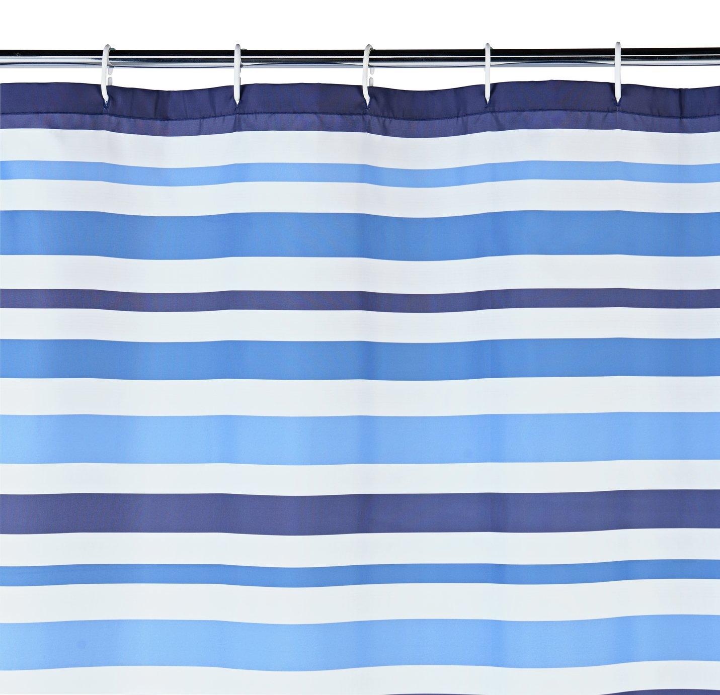Shower Curtains Poles Curtains Rails Rods Argos