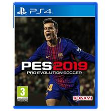 Pro Evolution Soccer 2019 PS4 Pre-Order Game