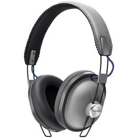 Panasonic RP-HTX80BE Wireless Over-Ear Headphones - Grey