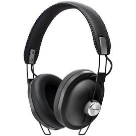 Panasonic RP-HTX80BE Wireless Over-Ear Headphones - Black