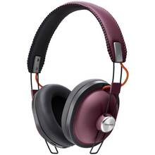 Panasonic RP-HTX80BE Wireless Over Ear Headphones - Burgundy