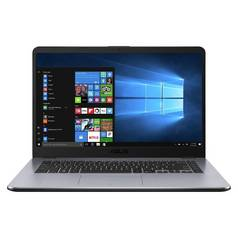 Asus VivoBook 15.6 Inch AMD A6 4GB 1TB Laptop - Grey