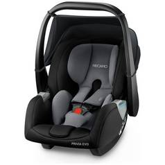 Recaro Privia Evo Group 0+ Car Seat - Carbon Black