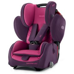 Recaro Young Sport HERO Groups 1-2-3 Car Seat - Power Berry
