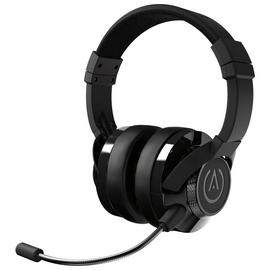 PowerA Xbox, PS4, Switch, PC FUSION Wired Headset - Black