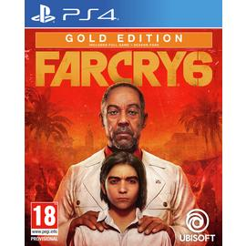 Far Cry 6 Gold Edition PS4 Game Pre-Order