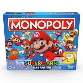 Monopoly Super Mario Celebration from Hasbro Gaming