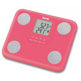 Tanita BC730 Body Composition Monitor Scales - Pink