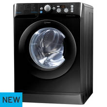 Indesit BWD71453KUK 7KG Washing Machine - Black