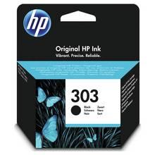 HP 303 Original Ink Cartridge - Black