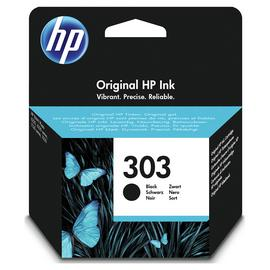 HP 303 Original Ink Cartridge - Black