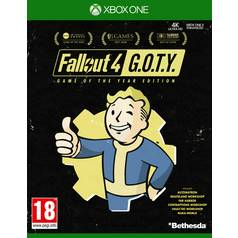 Fallout 4 GOTY Edition Xbox One Game