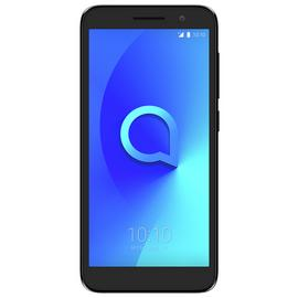 Vodafone Alcatel 1 Mobile Phone - Black