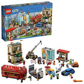 LEGO City Capital Toy Town Construction Set - 60200