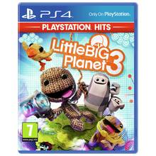 Little Big Planet 3 PS4 Hits Game