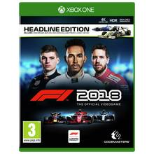F1 2018 Headline Edition Xbox One Pre-Order Game
