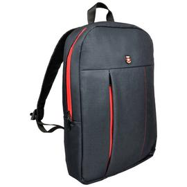 Port Designs Portland 15.6 Inch Laptop Backpack - Black