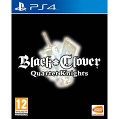 Black Clover: Quartet Knights PS4 Pre-Order Game