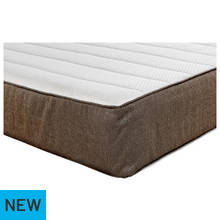 I-Sleep Open Coil Double Mattress