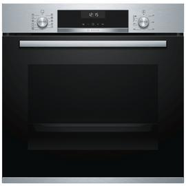 Bosch HBA5570S0B Built In Single Electric Oven - S/Steel Best Price, Cheapest Prices