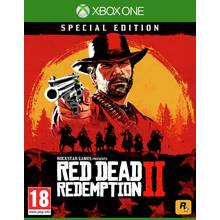 Red Dead Redemption 2 Special Edn Xbox One Pre-Order Game