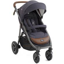 Joie Mytrax Flex Signature Pushchair - Granit Bleu
