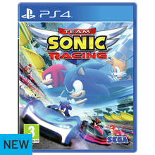 Sega Sonic Racing PS4 Game