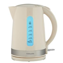 Cookworks Illumination Kettle - Cream