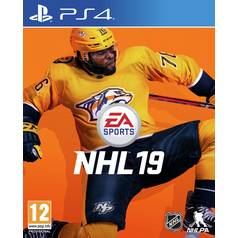 NHL 2019 PS4 Pre-Order Game