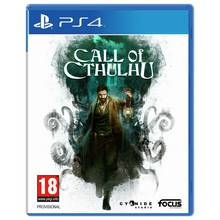 Call of Cthulu PS4 Game