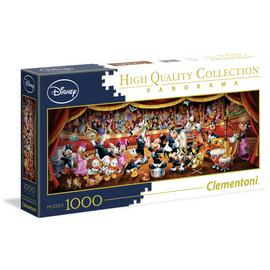 Disney Panorama Puzzle - 1000 Piece