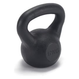 Men's Health Cast Iron Kettlebell - 12kg