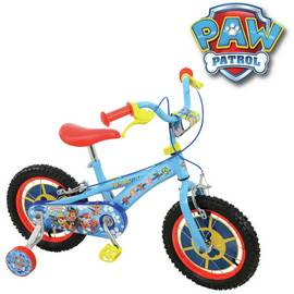 PAW Patrol 14 Inch Kids Bike