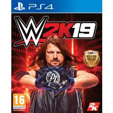 WWE 2K19 PS4 Pre-Order Game