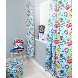 PAW Patrol Curtains - 168 x 137cm